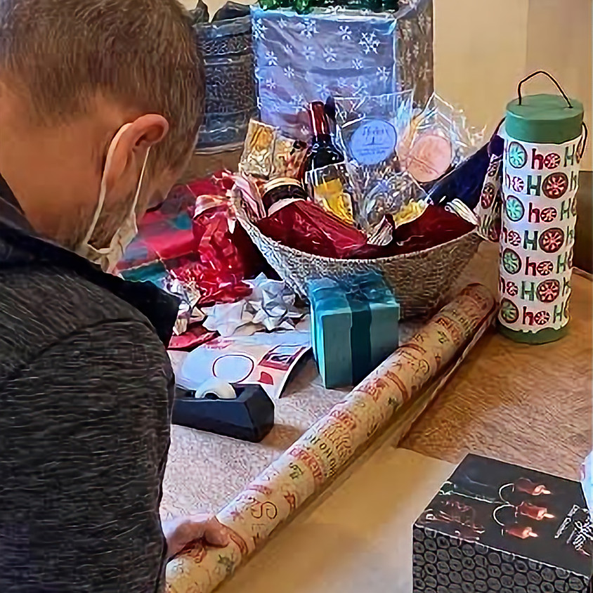 Have Your Presents Wrapped @ Freedom Run Winery
