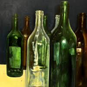 Cheers to the Art of Recycling - Create A Painted Bottle @ Freedom Run Winery