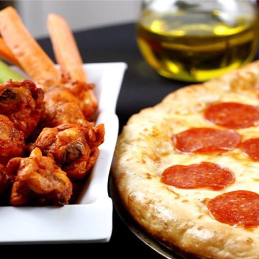 Pizza & Wings Friday @ Freedom Run Winery
