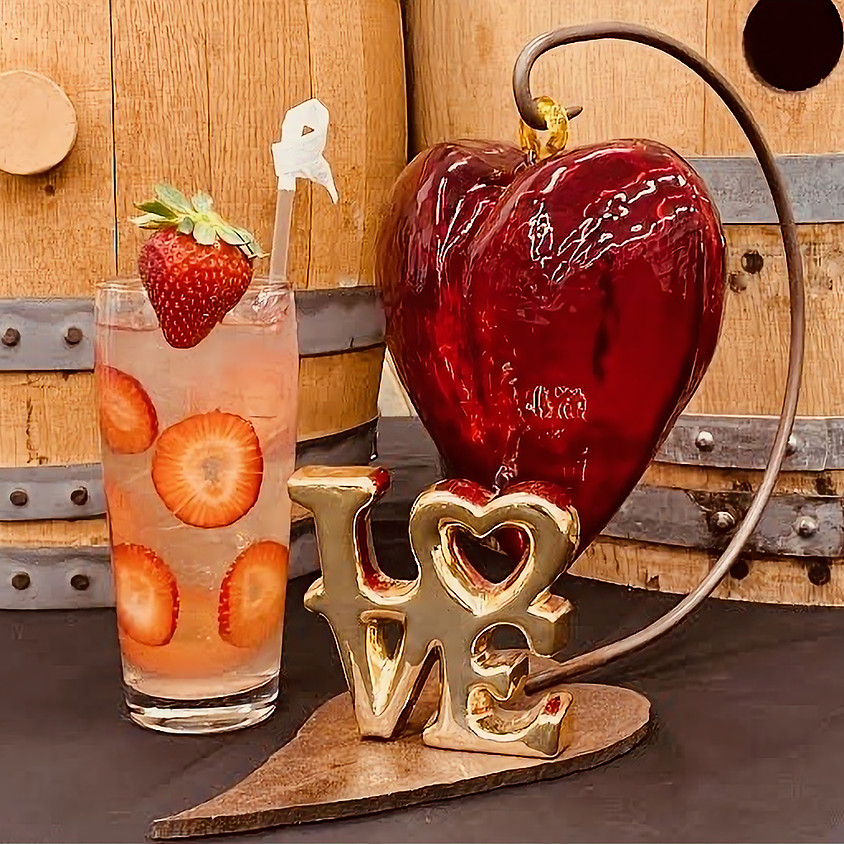 February is the Month of LOVE @ Freedom Run Winery