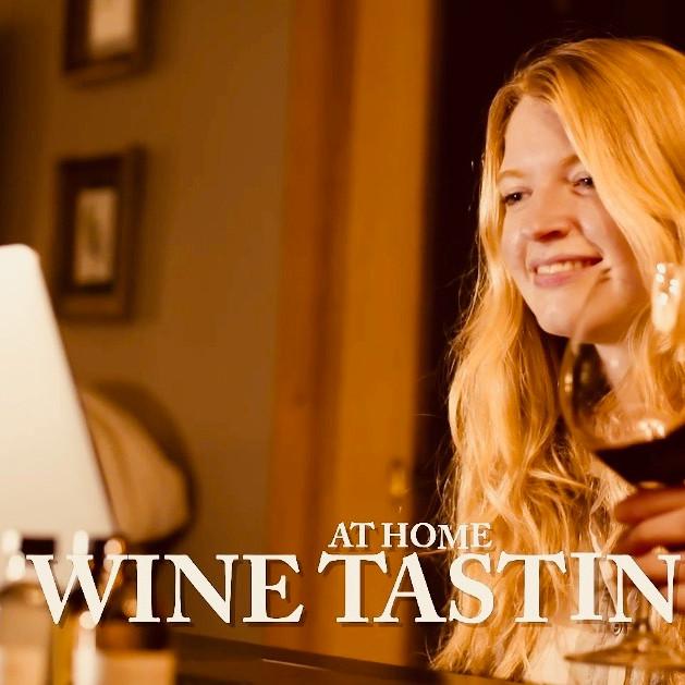 Custom Guided Virtual Wine Tastings