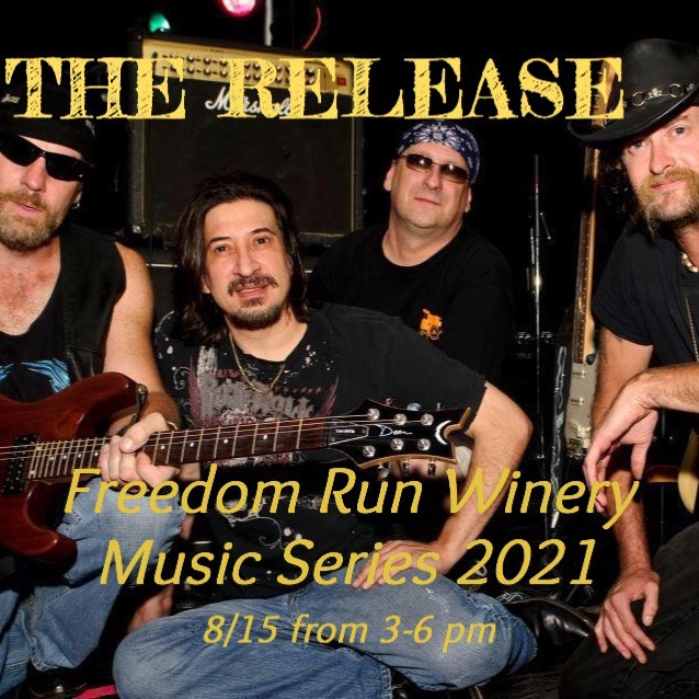 Freedom Run Winery Music Series: The Release