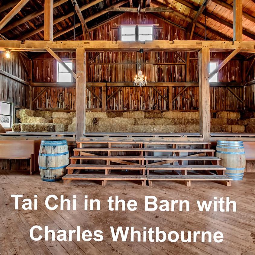Tai Chi in the Barn at Freedom Run Winery