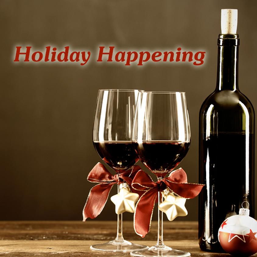 HOLIDAY HAPPENINGS @ Freedom Run Winery