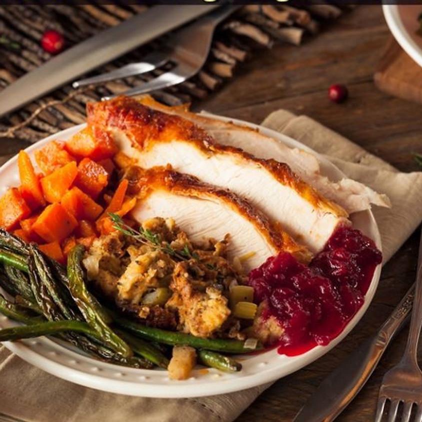 Thanksgiving Dinner To Go!
