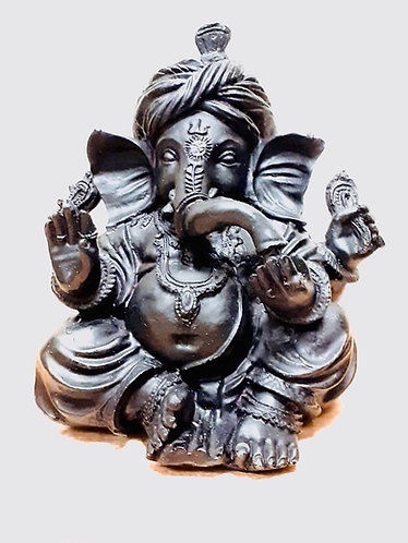 "6"" Resin Lord Ganesha Statue"