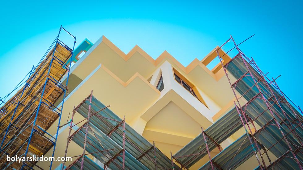 Уникален панорамен апартамент с две спални в БОЛЯРСКИ ДОМ