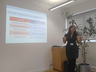 Jennifer Allen's Talk at the UCL Evidence Based Practice Unit (EBPU)