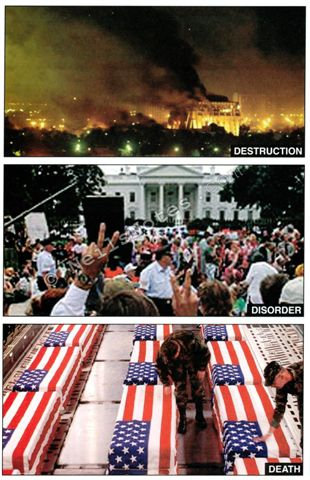 #332 - Bush DESTRUCTION!