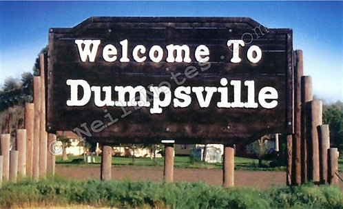 #398 - Welcome To Dumpsville