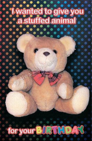 #428 - Teddy Bear (dick n' horse)