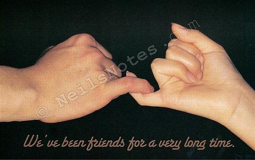 #367 - We've Been Friends...