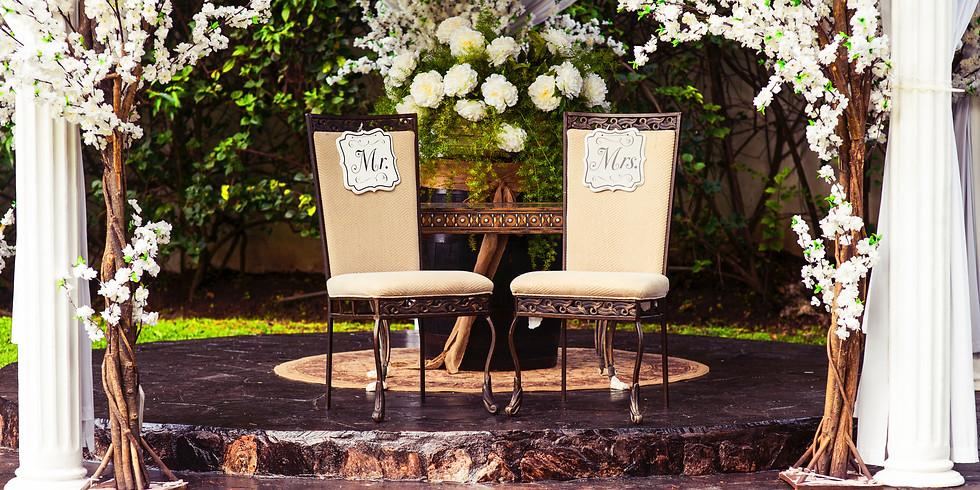 Hochzeitsrituale für freie Trauungen