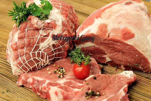 Schweinehals, ohne Knochen