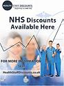 NHS Discounts Logo