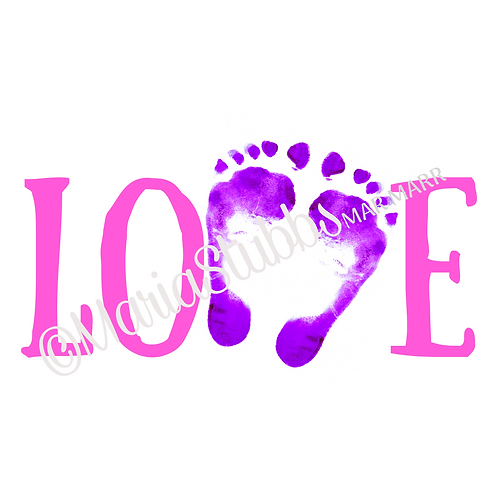 Reflexology Love Feet 1 Greeting Card/Postcard/Gift Voucher/Poster