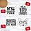 Thumbnail: Cat Lover MDF Coasters