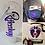 Thumbnail: Reflexology Tote Bag, Mask & 50ml Bottle Combo