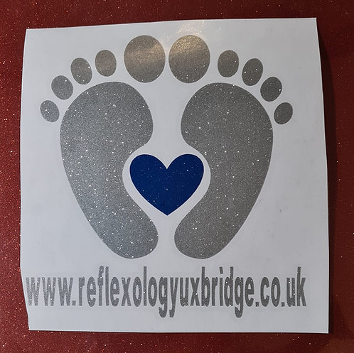 Car Decals (Reflexology)