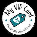 My VIP Card Logo