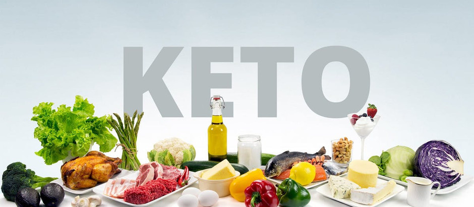 To keto or not to keto...?