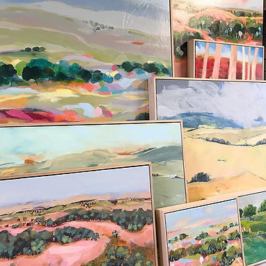 A collection of landscapes