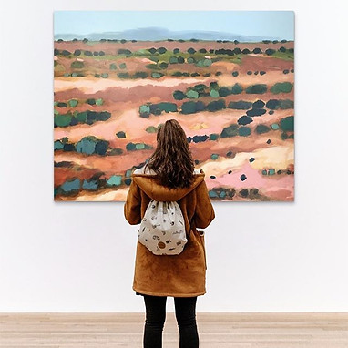 Western Australian landscape.