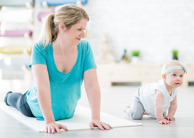 Yoga for mor