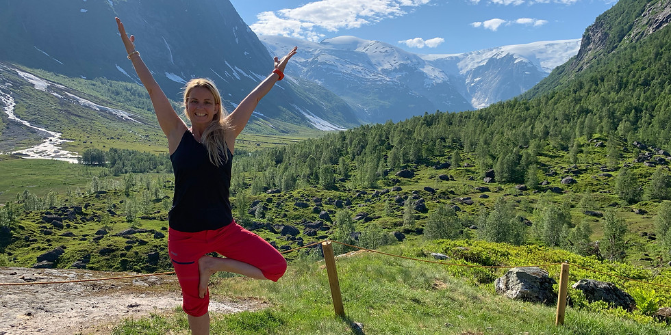 Yogaweekend på Tungestølen Turisthytte DNT