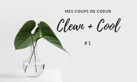 MES COUPS DE COEUR CLEAN ET COOL #1