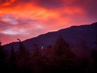 Adirondack Mountain Sunrise