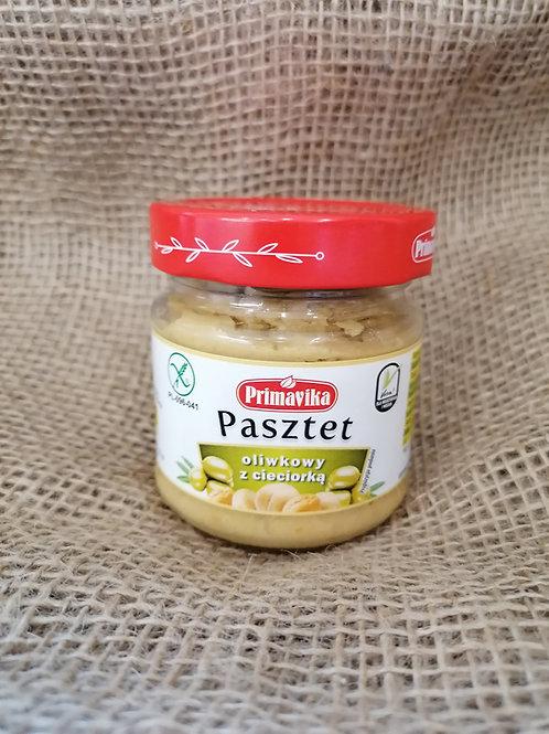 Vegane Kischererbsen Oliven Pastete 160g