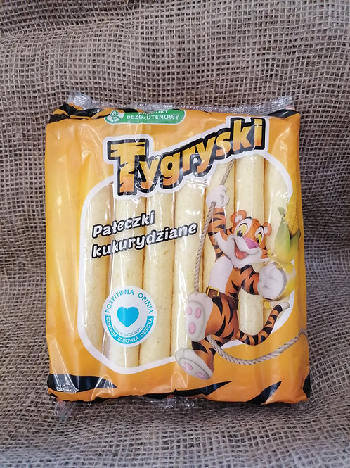 Tygryski Mais Snack