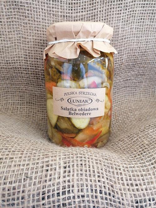 Belwedere Salat