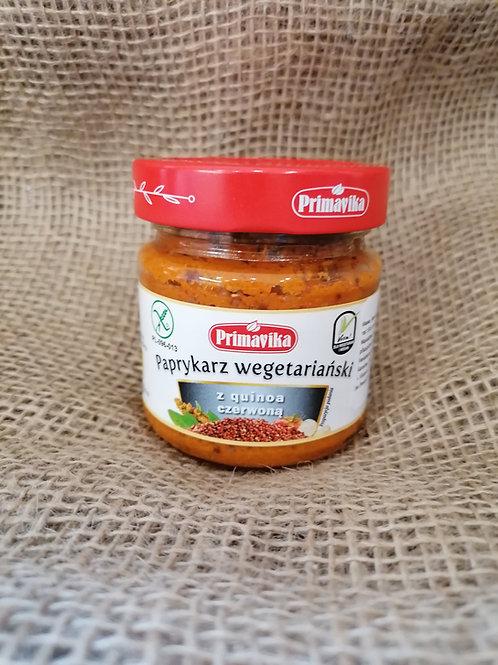 Vegane Paprikapaste mit Rote Quinoa 160g