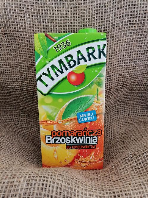 Tymbark Saft Orange Pfirsich