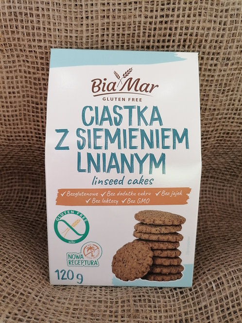 Kekse mit Leimsamen glutenfrei Bio