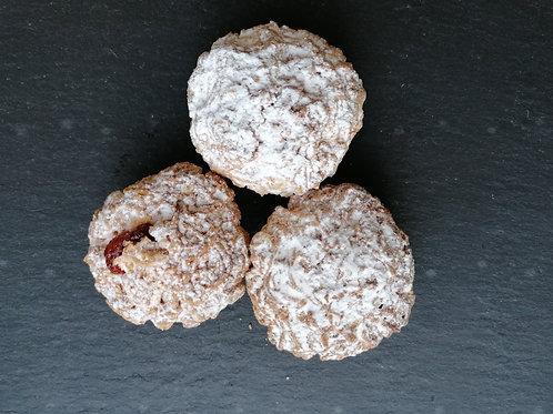Muffin mit Blaubereen