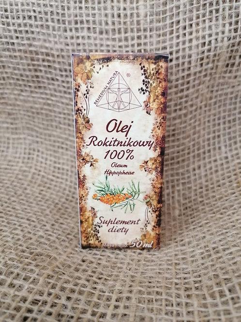 Sanddornöl Remedium 100% Natural
