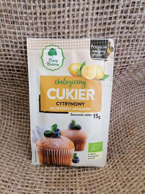 Zitronen Zucker Bio