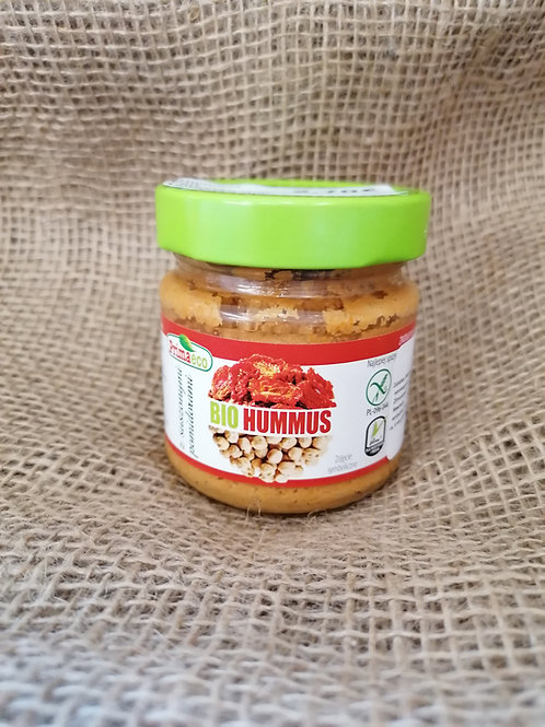 Hummus mit getrokneten Tomaten Bio 160g