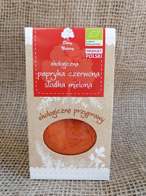 Paprika Edelsüß Bio