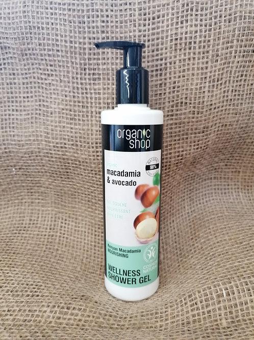 Duschgel Kenianische Macadamia