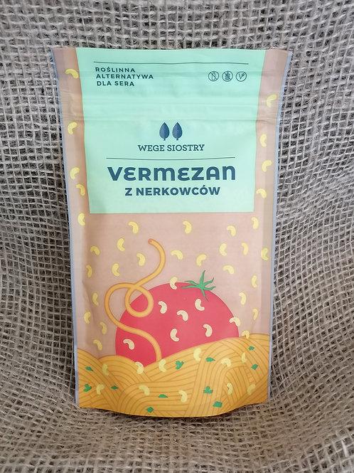Varmesan aus Cashewkerne Vegan