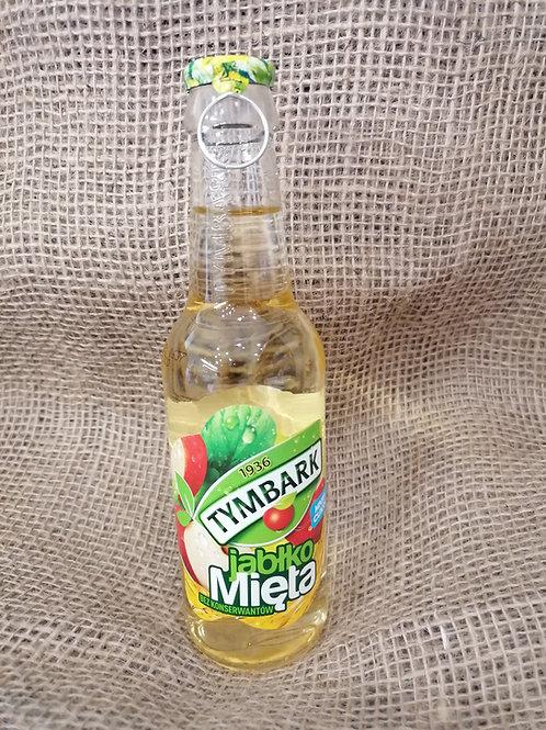 Fruchtsaft Apfelminze