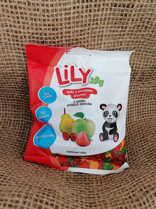 Lilly Gummi Bärchen Vitamin