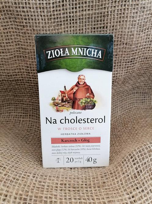 Cholesterin Spiegel Tee