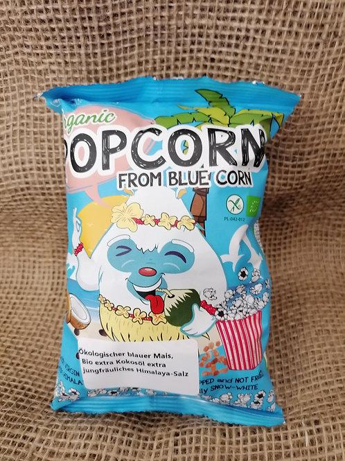Blaue Mais Popcorn Bio