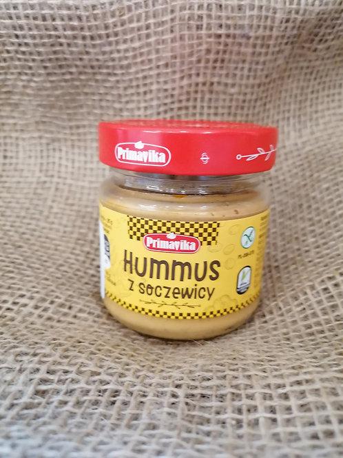 Hummus Linsen 160g