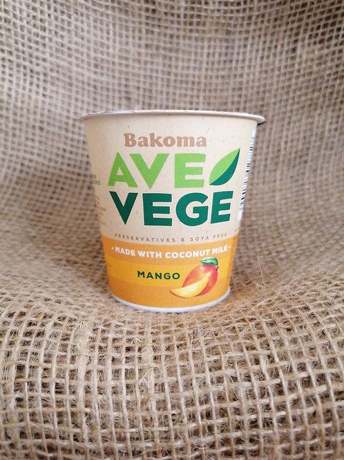 Dessert Mango vegan